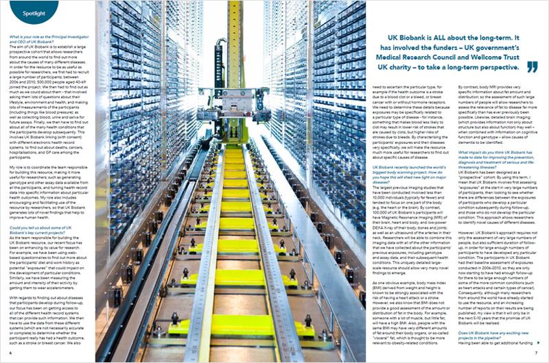 Biobank - RPI Magazine